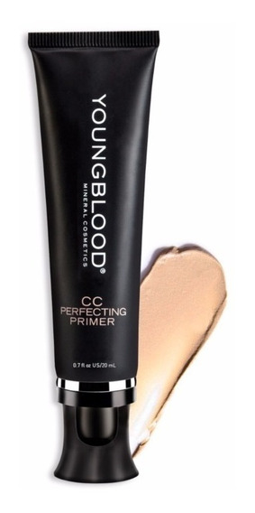 Cc Perfecting Primer Bare Mineral Cosmetics Vegan Youngblood