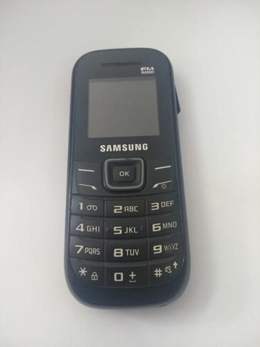 Samsung Gt-e1205 Semi-novo Desbloqueado