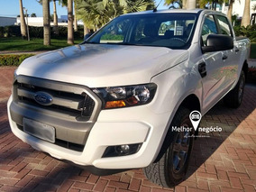 Ford Ranger Xls 2.2 Cd 4x4 Diesel Aut. 2018 Branca