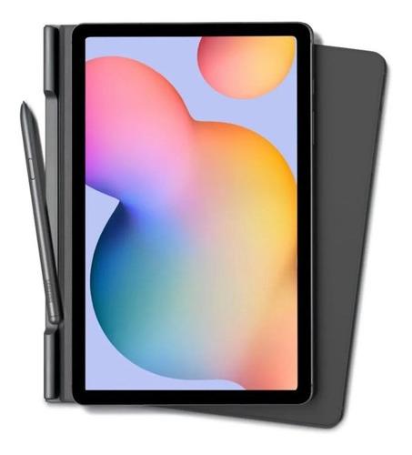 """Tablet  Samsung  Galaxy S6 Lite + Book Cover SM-P610 10.4"""" 64GB gris con 4GB de memoria RAM"""