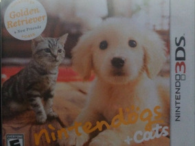 Nintendogs + Cats Golden Retriever