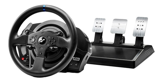 Volante Carrera T300 Rs Gt Thrustmaster Simulador Ps4 Ps3 Pc
