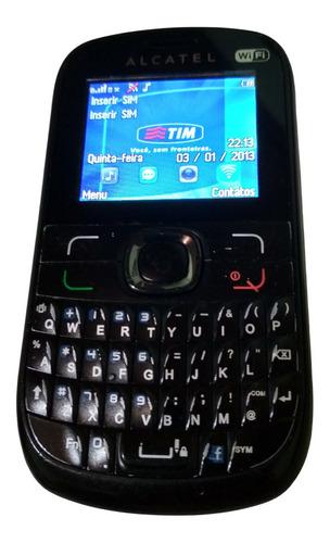 Celular Alcatel 639d Usado Bom Simples E Barato  Zona  Rural