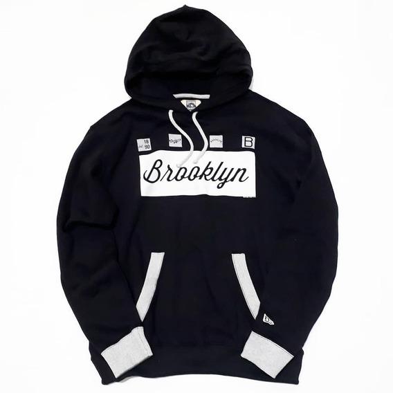 Jaqueta Moletom New Era Brooklyn Dodgers Mlb Original