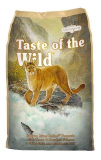 Taste Of The Wild Canyon River Trucha Y Salmón Gato 2.28 Kg