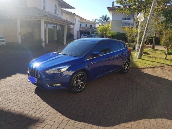 Focus Titanium Plus 2016/2017 Modelo 2017