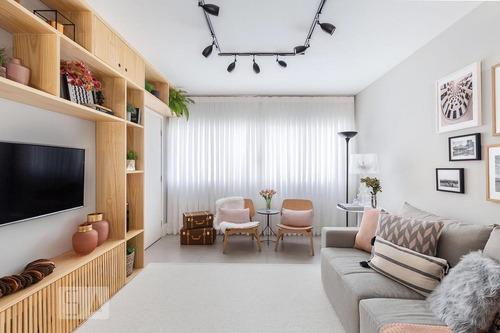 Apartamento À Venda - Itaim Bibi, 1 Quarto,  90 - S893123695
