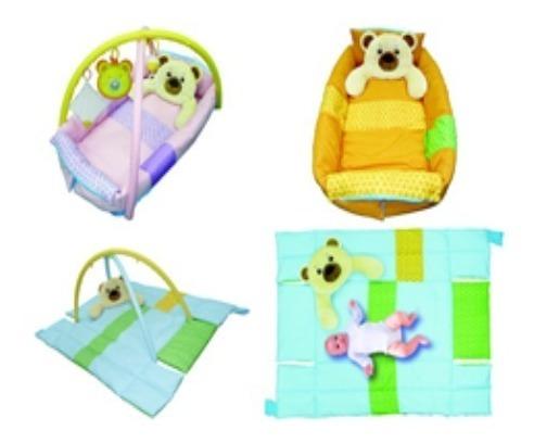 Tapete Para Bebe Biba Toys Qb084