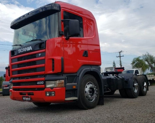 Imagem 1 de 14 de Scania R124 Ga 6x2 Nz 400