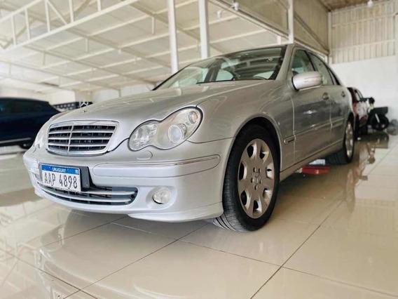 Mercedes-benz Clase C 3.2 C320 Cdi Elegance At 2007