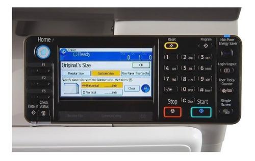 Impresora multifunción Ricoh Aficio MP 301SPF gris y negra 120V | Mercado  Libre