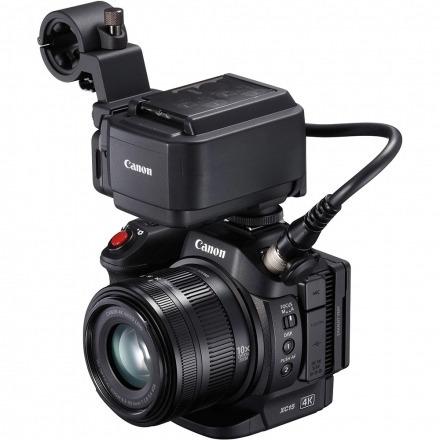 Filmadora Canon Xc15 4k Preto