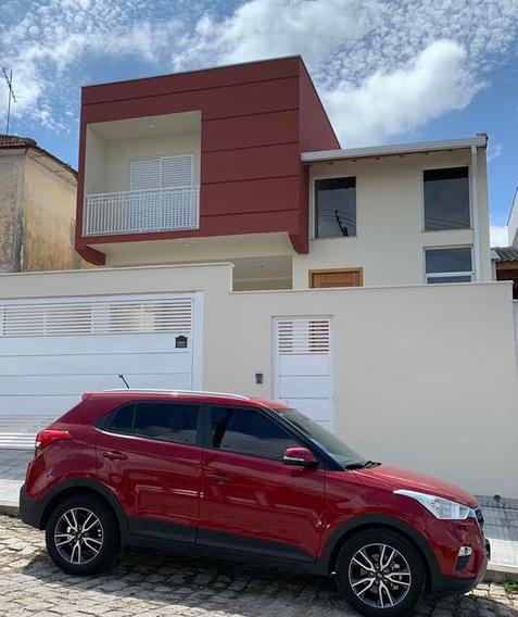 Casa Nova Em Ribeirão Pires