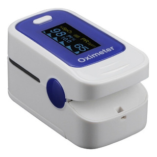 Pulso Oximetro Adulto Curva Gmd + Estuche + Envío