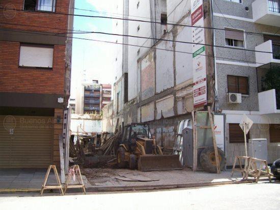 Cochera En Alquiler En Barrio Norte