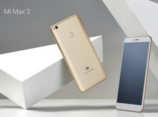 Celular Xiaomi Mi Max 2 Com 64gb E 4gb De Ram 6,44 Pol