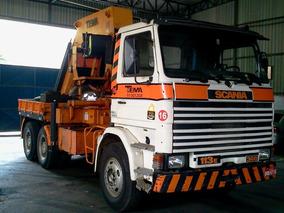 Scania R113 E 360 6x4 Munck 45 Ton.
