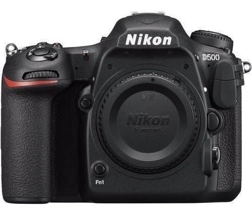 Camera Digital Nikon D500 Dslr 20.9mp (corpo)