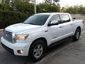 Toyota Tundra Limited 4x4 2012 ¡¡extremadamente Impecable!!