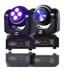 Luz Led Robotica 2 Lados Luces Dmx Ideal Bar Discoteca Dj