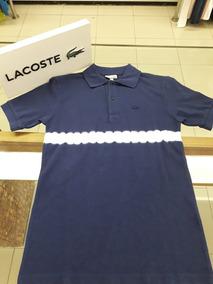 Polo Lacoste Infantil Pj794521 Original