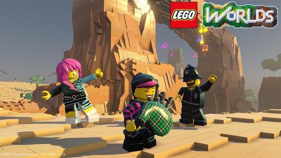 Lego Worlds Steam Cd Key Original Pc Imediato