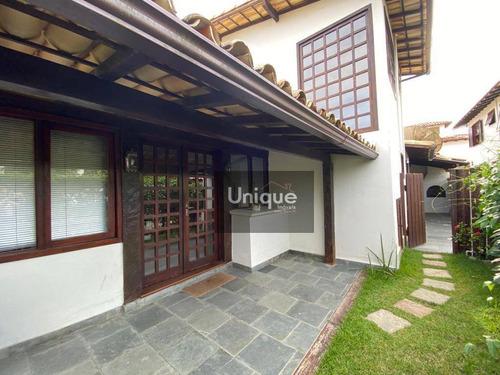 Casa Com 4 Dormitórios À Venda, 130 M² Por R$ 950.000,00 - Geribá - Armação Dos Búzios/rj - Ca1199