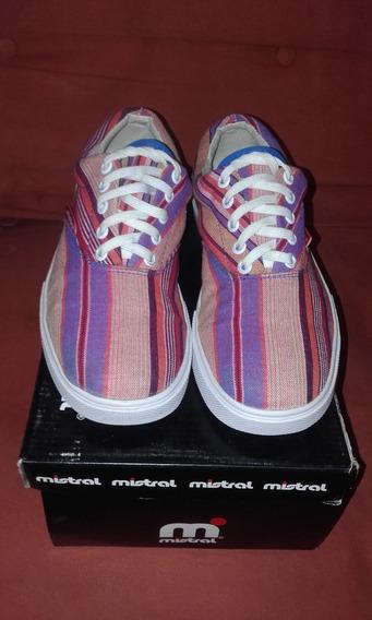 Zapatillas Mistral Multicolor Rayas