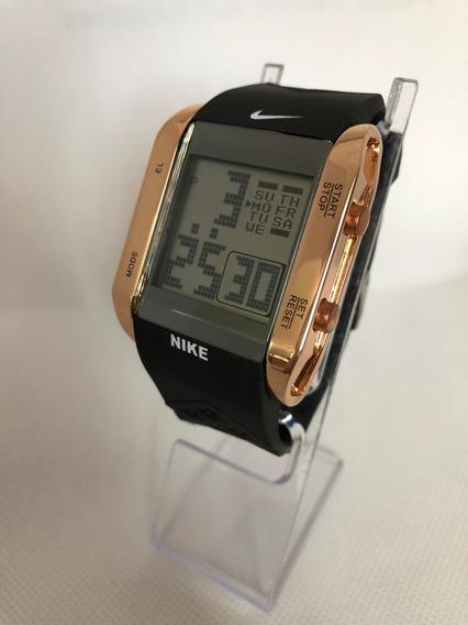 Nike Pulsera En De Reloj Digital Luz Con Hombre Mercado FcJu13TlK