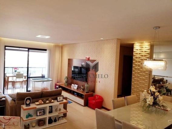 Apartamento Com 3 Dormitórios À Venda, 145 M² Por R$ 750.000 - Edifício Luzerne Nova Aliança - Ribeirão Preto/sp - Ap1740