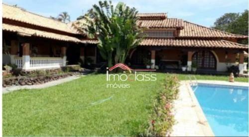 Fazenda Com 4 Dormitórios À Venda, 484000 M² - Jardim Bela Vista - Santa Rita Do Passa Quatro/sp - Fa0015