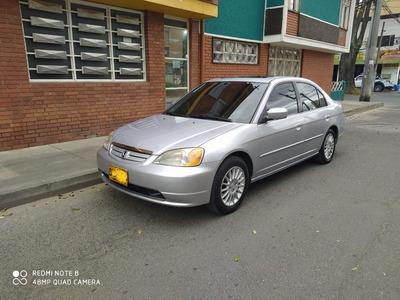 Honda Civic Ex Sedan 2001 1.700 4 Puertas