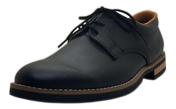 Zapato Vestir Hombre Art.5030 Negro - Lopez Calzados