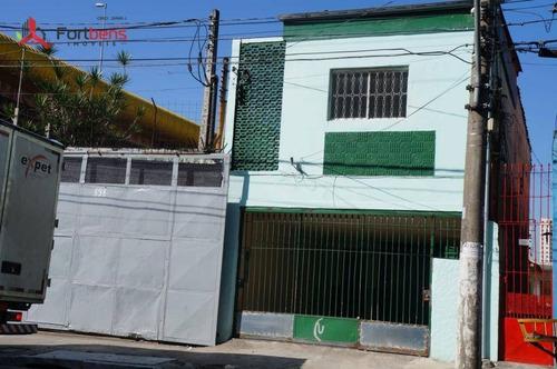 Casa Com 2 Dormitórios À Venda, 105 M² - Ipiranga - São Paulo/sp - Ca0765