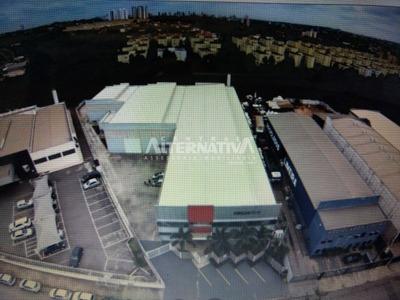 Excelente Galpão Industrial Com 2.853 M2, Terreno De 3.379 M2 No Distrito Industrial Em Limeira Sp - 8908