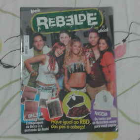 Rbd.look-rebelde Oficial.revista Look.rbd.oficial.
