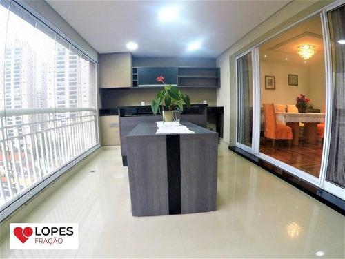 Imagem 1 de 30 de Apartamento Com 3 Dormitórios À Venda, 146 M² Por R$ 1.380.000,00 - Belém - São Paulo/sp - Ap1706
