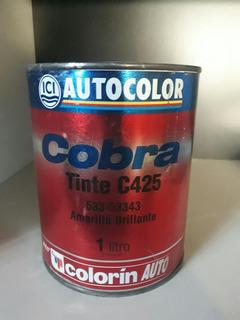 Kit Pinturas Varias Automotor*
