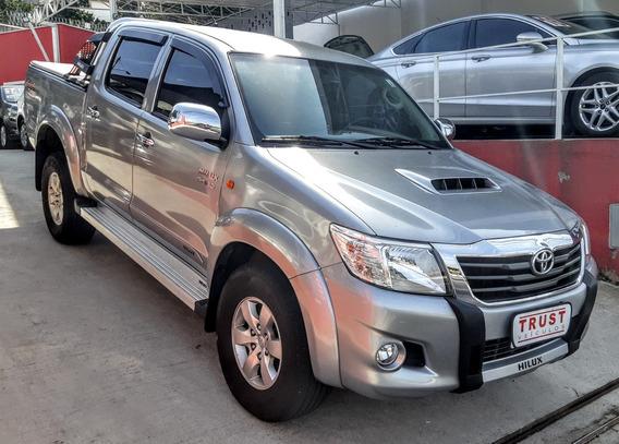 Toyota Hilux 3.0 Sr Cab. Dupla 4x4 4p 2015