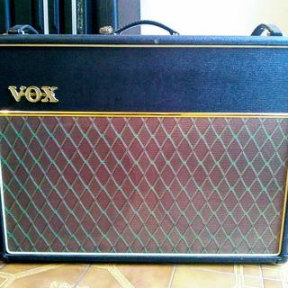 Vox Ac30 Cc2 - Footswitch - Fender Singletone Laney Argie