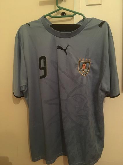 Camiseta Seleccion De Uruguay Luis Suarez