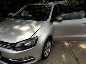 Volkswagen Polo 2015 Motor 1.6 Mt Estándar Único Dueño