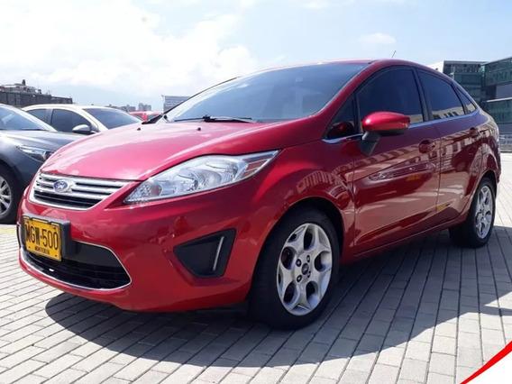Ford Fiesta Se 4x2 Automatico 4x2 Gasolina