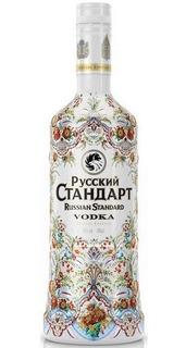Vodka Rusa Ctahoapt Standard Ed. Limitada Litro Envio Gratis