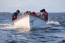 Lanchas De 5,3m A 7,4m Hechas A Pedido - Sea Hull - Rústica
