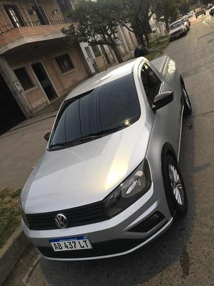 Volkswagen Saveiro 1.6 Gp Cs 101cv Safety 2017