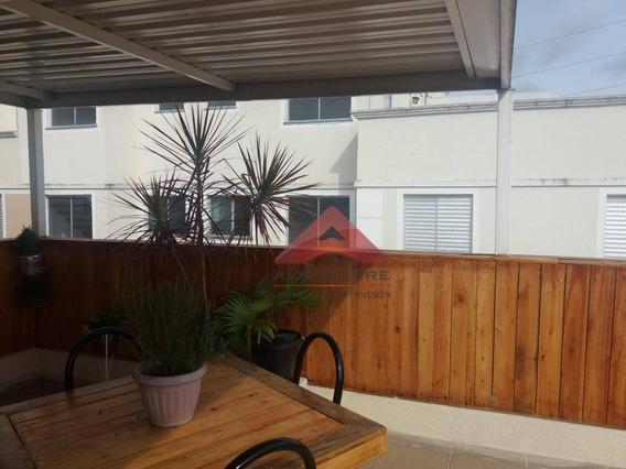Cobertura Com 3 Dormitórios À Venda Por R$ 320.000,00 - Jardim América - São José Dos Campos/sp - Co0012
