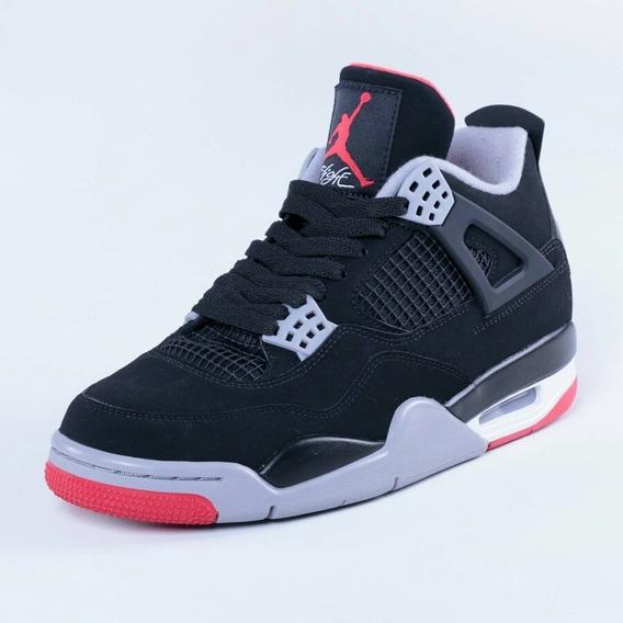 Zapatillas Jordan 4 Retro Bred
