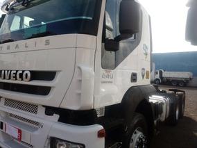 Iveco Stralis 440 6x4 Automatico 2012/2013
