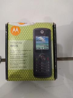 Celular Motorola W175 - Carregador Paralelo - Funcionando